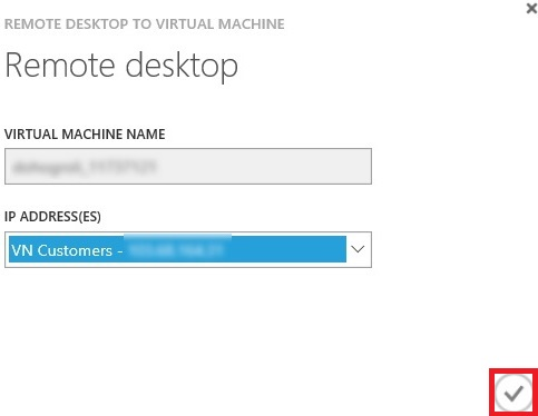 how to access windows server step 6